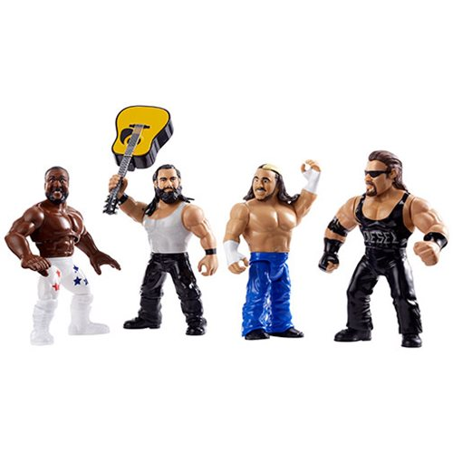 WWE Retro App Action Figure Wave 8 Set