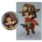 Overwatch McCree Classic Skin Edition Nendoroid Action Figure