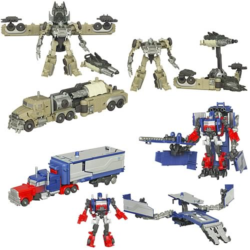 Transformers Cyberverse Action Sets Wave 2 Set