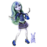 Monster High Doll 13 Wishes Twyla Doll
