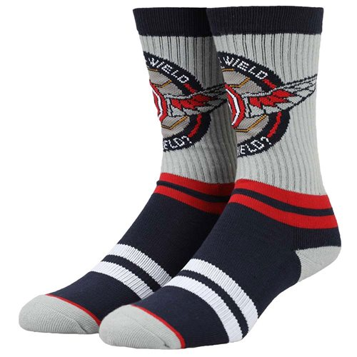 The Falcon and the Winter Soldier Crew Socks
