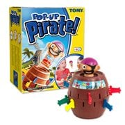 Pop-Up Pirate Game