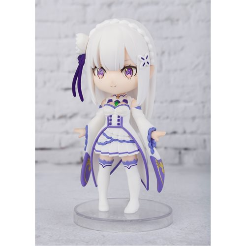 Re:Zero - Starting Life in Another World Emilia Figuarts Mini Mini-Figure