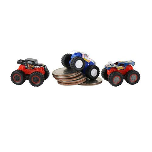 World's Smallest Hot Wheels Random Monster Truck