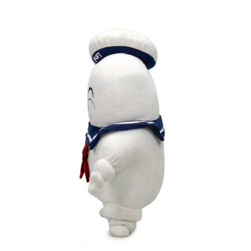 Ghostbusters Stay Puft Marshmallow Man HugMe Plush