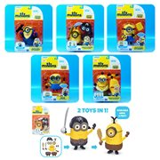 Minions Movie Delulxe Action Figure Case