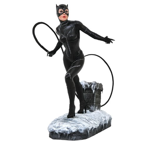 DC Gallery Batman Returns Movie Catwoman Statue