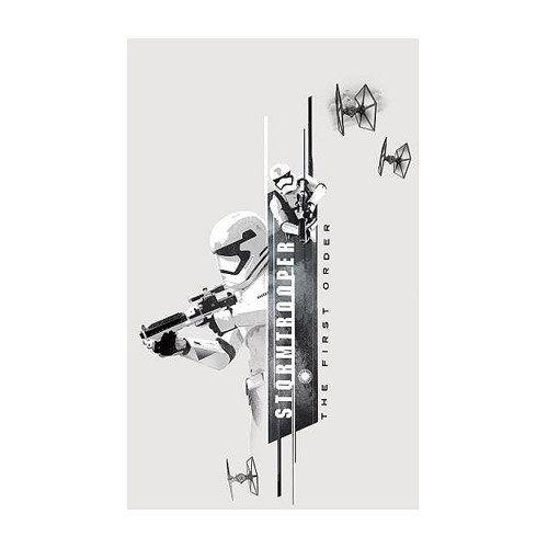 Star Wars: Episode VII - The Force Awakens Stormtrooper Wall Decal