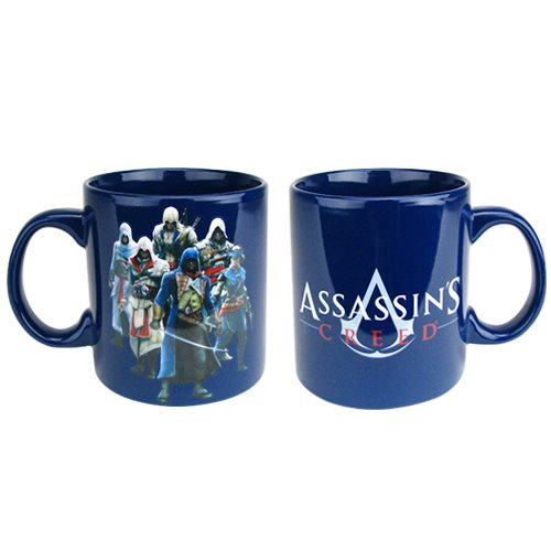 Assassin's Creed Assassins 16 Oz. Mug