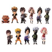 Naruto Shippuden WCF Volume 1 Mini-Figure Random 5-Pack
