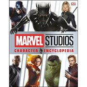Marvel Studios Character Encyclopedia Hardcover Book