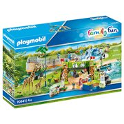 Playmobil 70341 Large City Zoo
