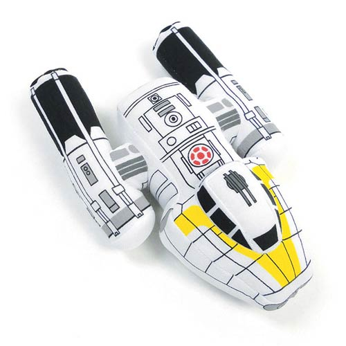 Star Wars The Clone Wars Y-Wing Bomber Super Deformed Vehicle Plush
