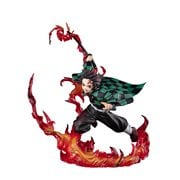 Demon Slayer Tanjiro Kamado Total Concentration Breathing FiguartsZERO Statue