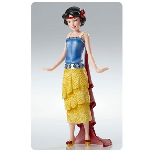 Disney Showcase Snow White Art Deco Statue