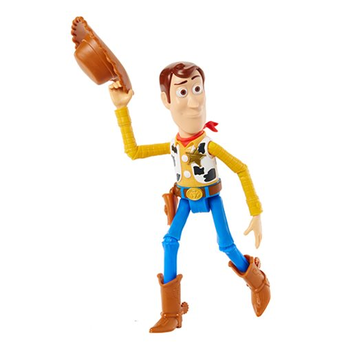 Toy Story 4 Woody Basic 7-Inch Action Figure