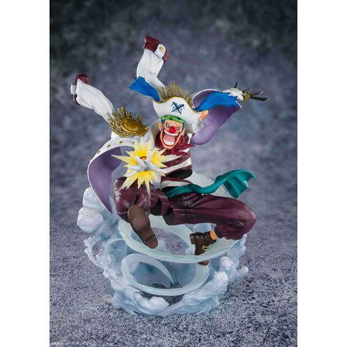 One Piece Buggy the Clown Paramount War Extra Battle FiguartsZERO Statue