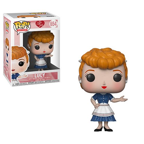 I Love Lucy Pop! Vinyl Figure #654