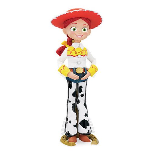 Toy Story Talking Jessie Cowgirl 14-Inch Action Figure