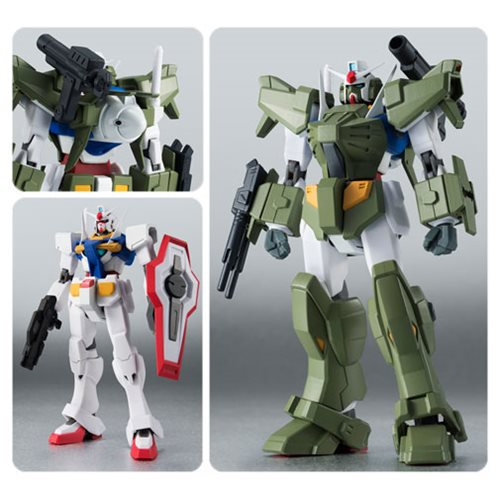 Mobile Suit Gundam 00V Full Armor 0 Robot Spirits Action Figures