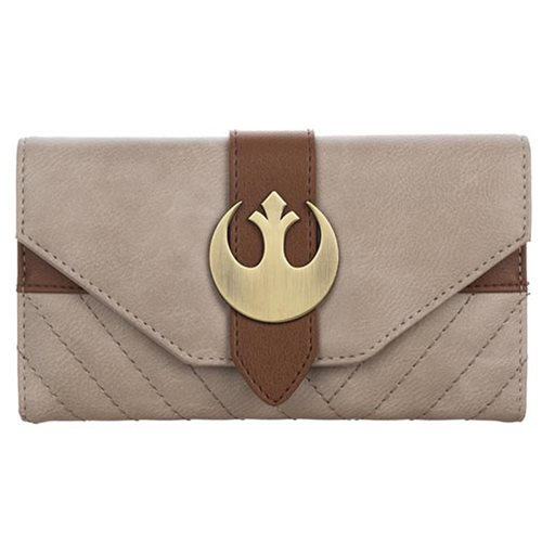 Star Wars: The Rise of Skywalker Rey Inspired Flap Wallet