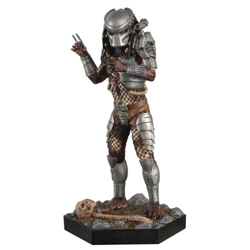 Alien and Predator Masked Predator from Predator Figure with Collector Magazine #20
