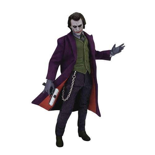 Batman: The Dark Knight Joker Dynamic 8Ction DAH-024 Action Figure