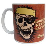 Goonies Never Say Die Skull 11 oz. Mug