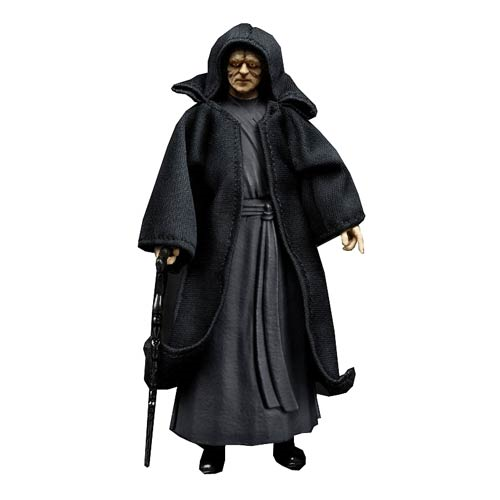 Star Wars The Black Series Emperor Palpatine 6-Inch Action Figure