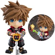 Kingdom Hearts III Sora Nendoroid Action Figure