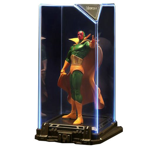 Marvel Vision Super Hero Illuminate Gallery Statue