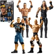 WWE Basic Figure Series 100 Action Figure Case