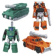 Transformers Generations War for Cybertron Earthrise Micromasters Military Patrol