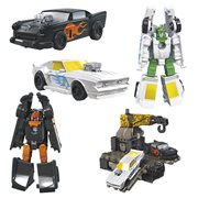 Transformers Generations War for Cybertron Earthrise Micromasters Hot Rod Patrol