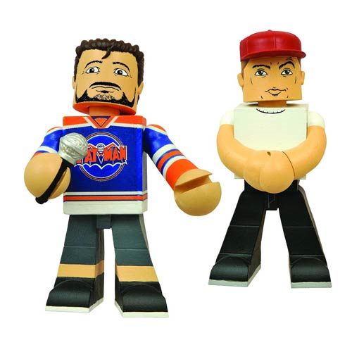 Kevin Smith Podcast Pals 2-Pack Vinyl Figures