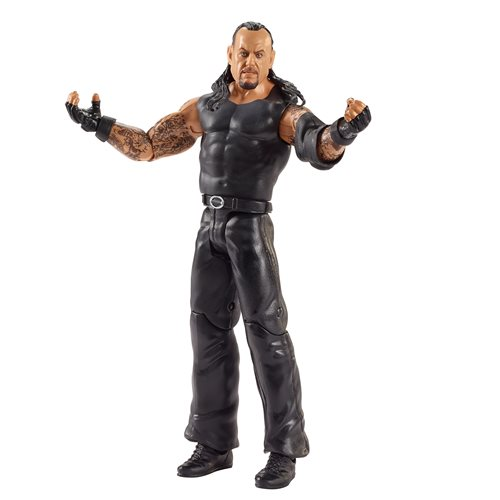WWE Undertaker Basic Series 117 Action Figure