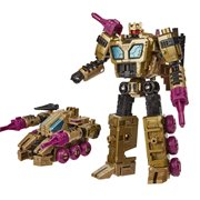 Transformers Generations Selects War for Cybertron Earthrise Deluxe Black Roritchi - Exclusive