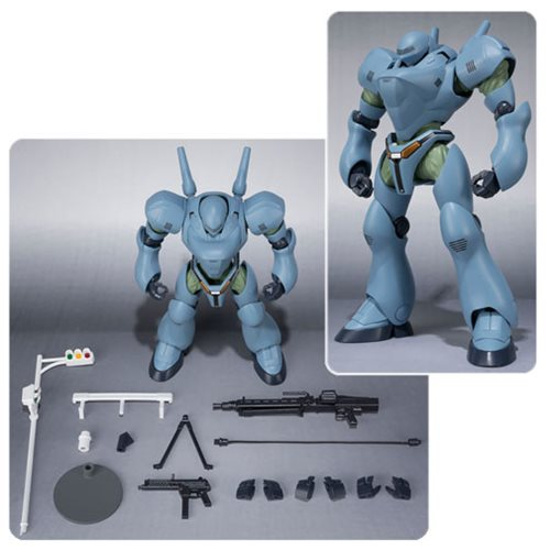 Mobile Police Patlabor Brocken Robot Spirits Action Figure