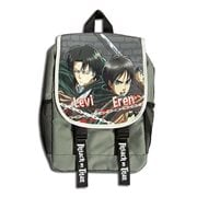 Attack on Titan Eren and Levi Backpack