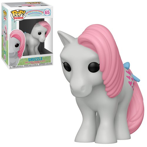 My Little Pony Snuzzle Pop! Vinyl Figure