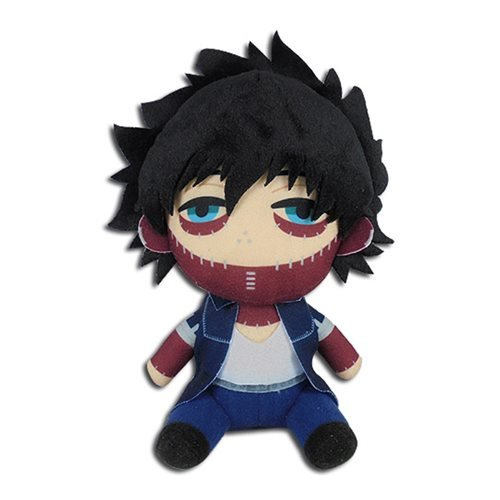 My Hero Academia Dabi Sitting 7-Inch Plush
