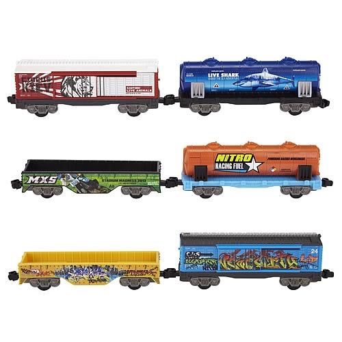Power Trains Car 2-Pack Set