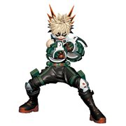 My Hero Academia Enter The Hero Katsuki Bakugo Statue