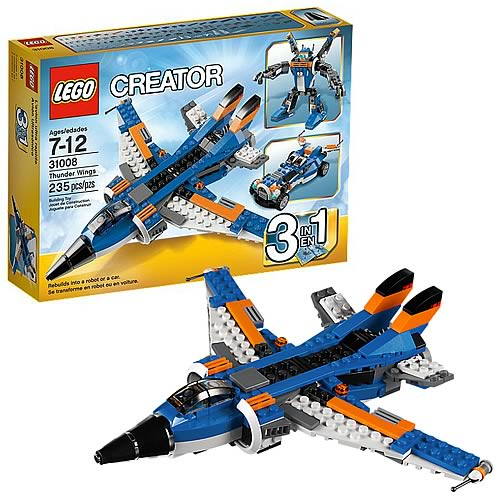 LEGO Creator 31008 Thunder Wings