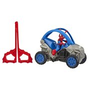 Spider-Man Spider-Ham Stunt Vehicle