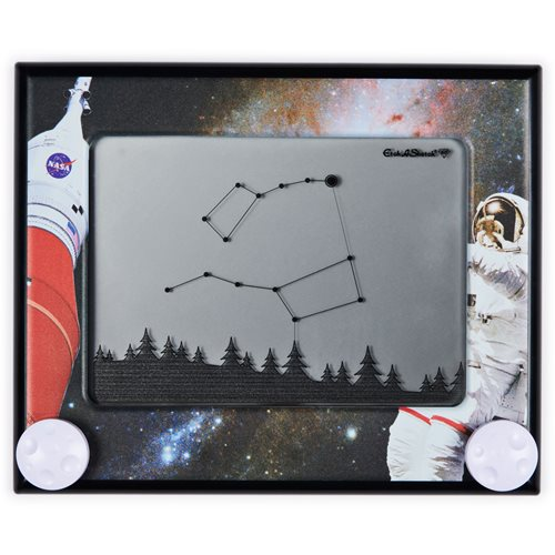 Etch A Sketch Classic NASA Inspired Edition Drawing Toy