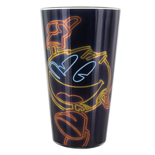 Pac-Man 14 oz. Pint Glass