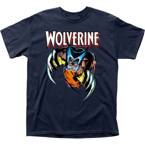 Wolverine Attack T-Shirt