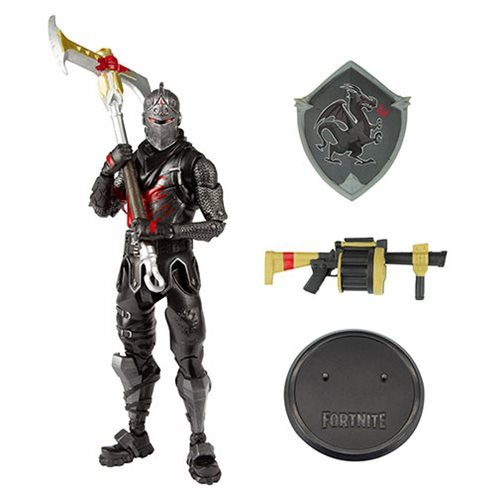 Fortnite Series 1 Black Knight 7-Inch Deluxe Action Figure