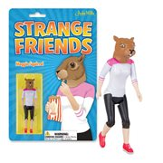Strange Friends Maggie Squirrel Action Figure